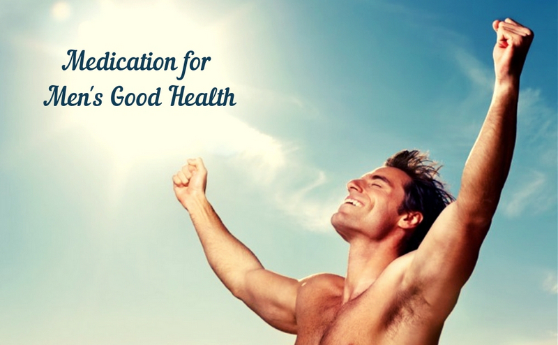 Medication for Men's Good Health